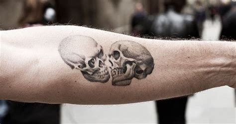skull tattoo on hand tattoo collections