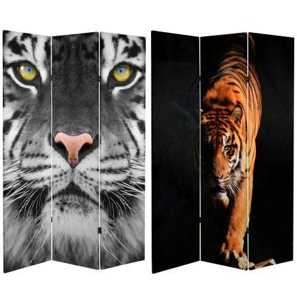 tiger room 6 ft tiger room divider roomdividers