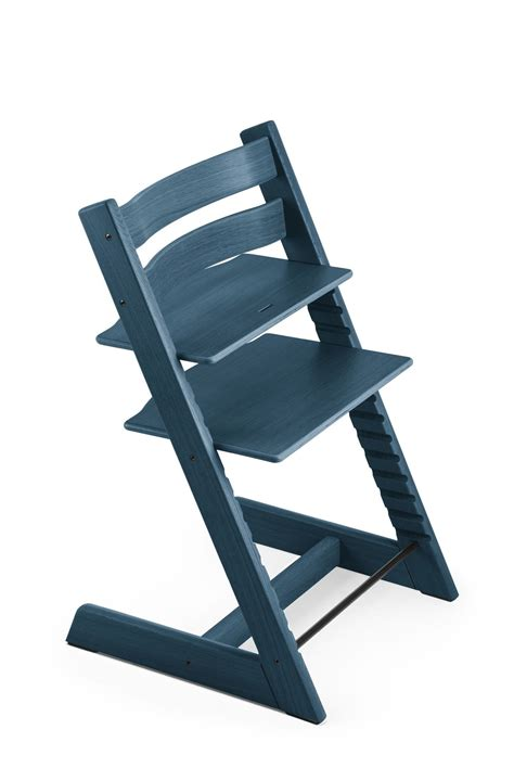 sedia tripp trapp tripp trapp 174 chair midnight blue