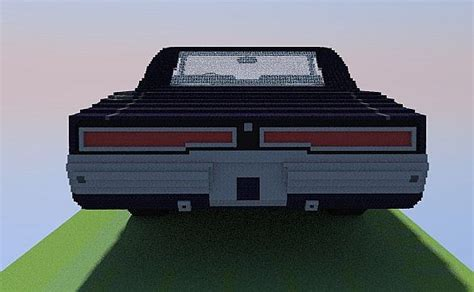 dodge charger 69 minecraft project