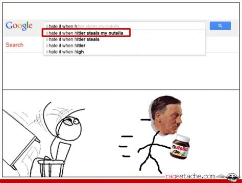 Justin Birber Meme - i hate it when hitler steals my nutella haha pinterest