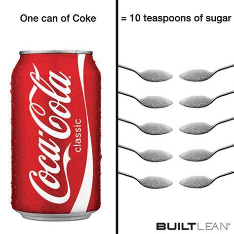 Single Wine Bottle Holder by One Can Of Coke 10 Teaspoons Of Sugar Builtlean