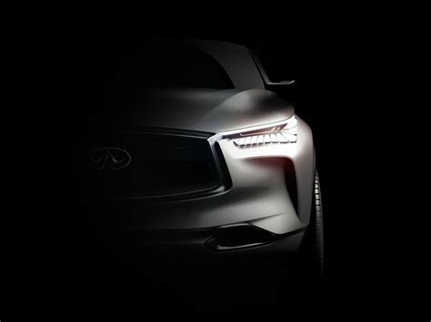 Infinity Auto Werbung by Infiniti Concept Qx Sport Inspiration Auto Motor At