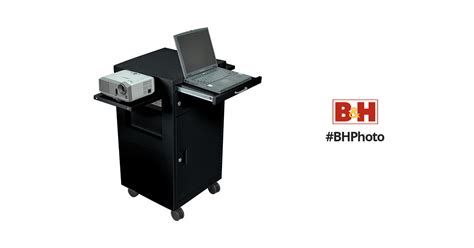 multimedia cart with locking cabinet luxor multimedia cart with locking cabinet model lmc2b lmc2 b