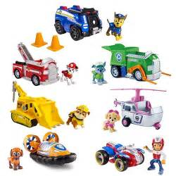 Paw patrol vehicle with pup assorted 6022627 by paw patrol buy