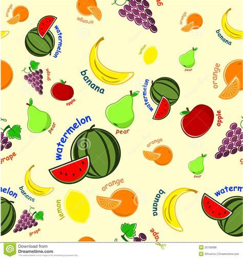 fruit pattern hd fruit pattern royalty free stock image image 20792896
