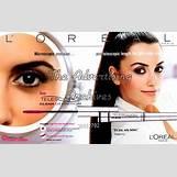 Loreal Mascara Ads | 451 x 285 jpeg 42kB