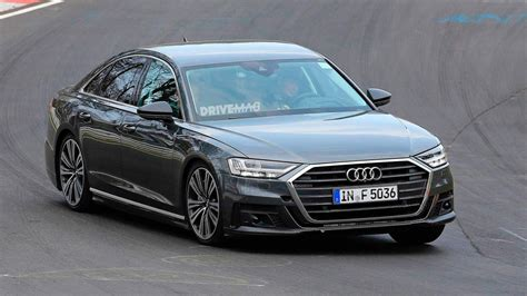 2019 Audi S8 by 2019 Audi S8 Spied Without Camouflage During N 252 Rburgring