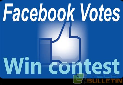 Facebook Sweepstakes List - 10 best facebook contest exles the tech bulletin