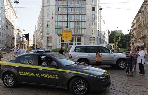 consolato usa roma allarme bomba a evacuato il consolato usa