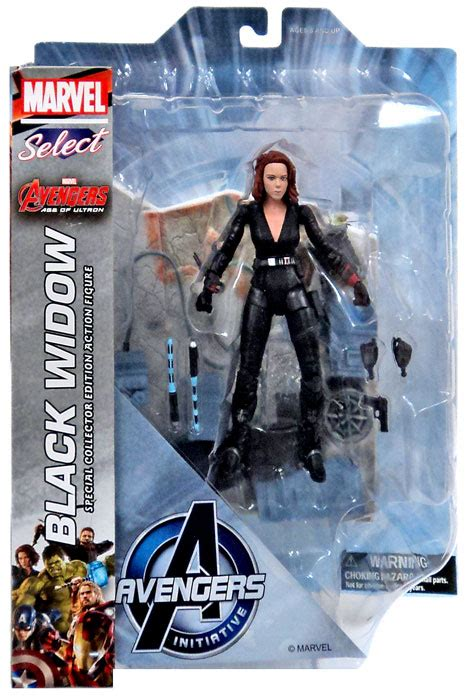 Nb Selimut 140x200cm Avenger Marvel Panel age of ultron marvel select black widow figure on sale at toywiz