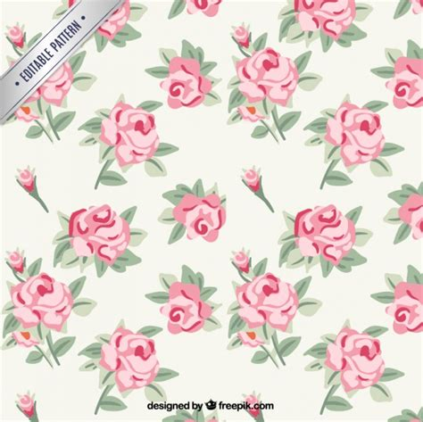 download pattern rose roses pattern vector free download