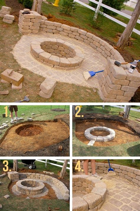 easy diy pit ideas easy and functional diy pit ideas to make your