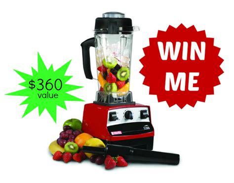 Vitamix Giveaway - september giveaway winner food renegade
