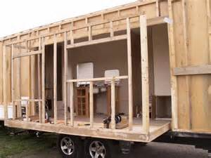 Tiny House Slide Out by The Ultimate Diy Rv Project Custom Fifth Wheel