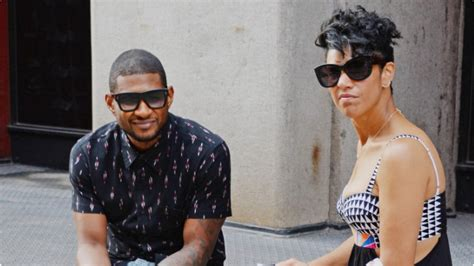 Grace On Marriage By Of usher secretly marries longtime grace miguel
