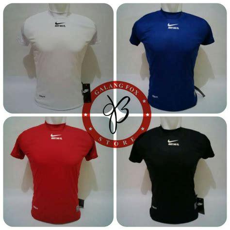Jual Baju Fitness Wanita Nike jual baju sport nike adidas lengan pendek galangfox
