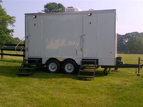 bathroom trailer rental cost long term bathroom trailer rental is our business