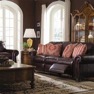 thomasville benjamin leather sofa thomasville 174 leather choices benjamin leather select 3