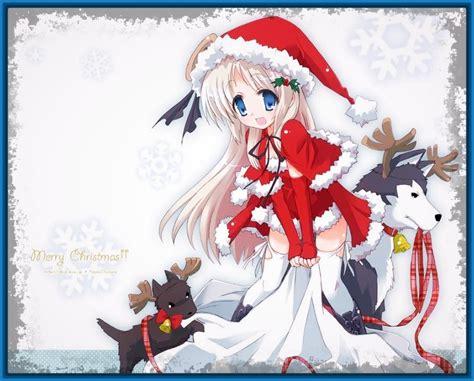 imagenes navidad anime imagenes de navidad en anime archivos imagenes de anime
