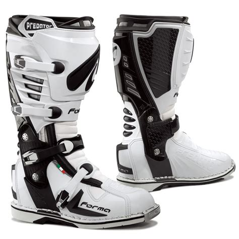 no fear motocross boots bottes cross forma predator enduro motoblouz com