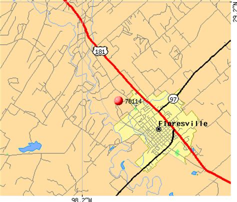 floresville texas map 78114 zip code floresville texas profile homes apartments schools population income