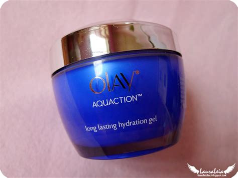 Olay Aquaction review olay aquaction lasting hydration gel lauraleia
