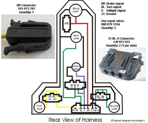 electric trailer brakes which wire tdiclub forums