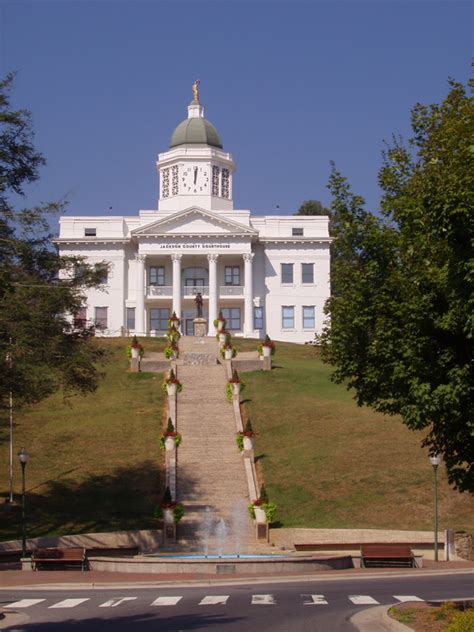 jackson county court house jackson county north carolina