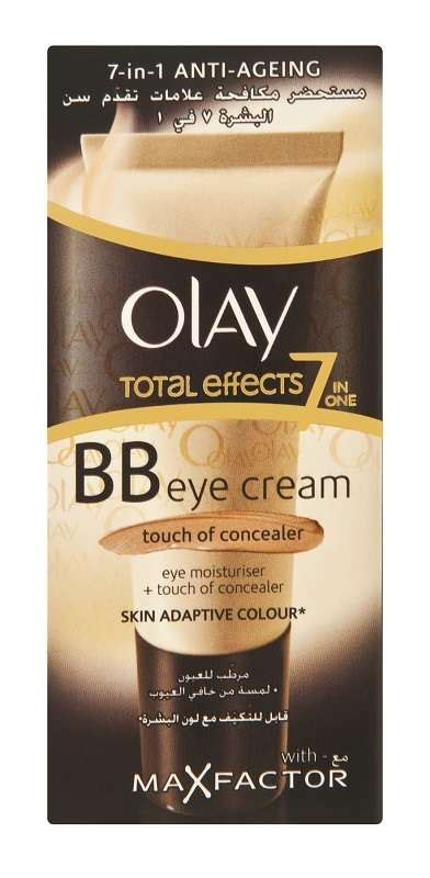 Olay Total Effects Eye 15ml olay total effects bb eye and touch of