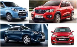 top ten new cars 10 best selling cars in india in february 2016 ndtv