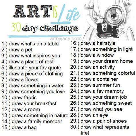 doodle a day ideas 40 best daily challenges images on drawing