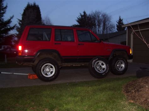 jeep 3 inch lift