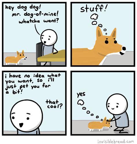 puppies and stuff invisible bread stuff