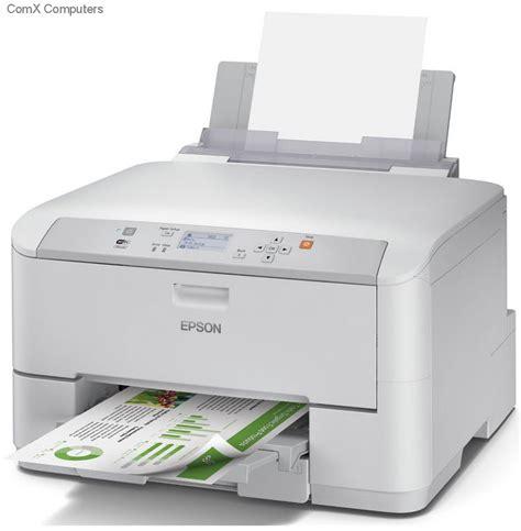 Printer Epson Els Computer specification sheet wf 5190dw epson workforce pro wf 5190dw inkjet printer