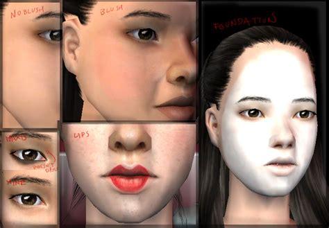 mod the sims budget geisha miniset