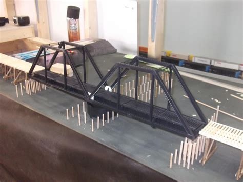 swing bridge model gb w fox river swing bridge part 2 model railroad