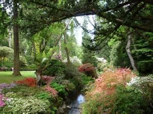 Garden Wales Castles Gardens Ireland Wales Bodnant Gardens