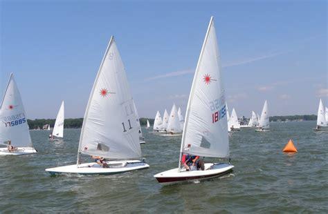 small boat sailing macatawa bay yacht club