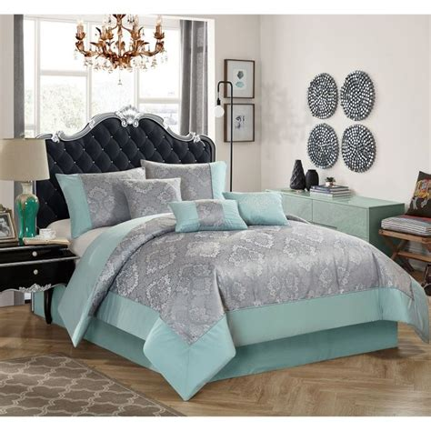 bedroom bedding 17 best ideas about mint comforter on pinterest mint