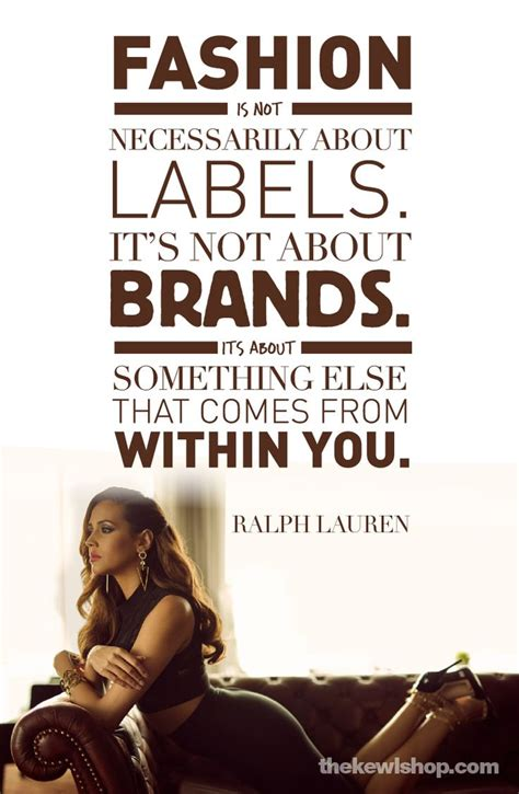 Fashion Labels In Braille Its Not About How You Look But How You Feel by Fashion Quotes Quot Fashion Is Not Necessarily About Labels