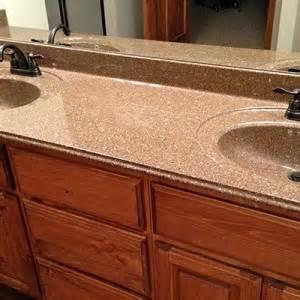 bathroom solid surface countertops bathroom countertops liberty home solutions llc