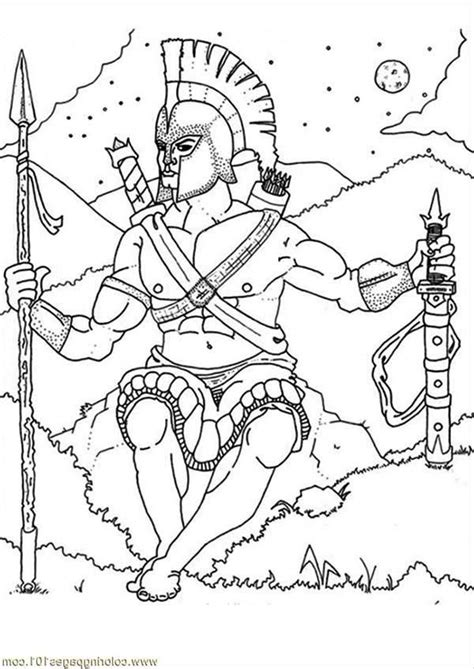 Mythology Coloring Pages Printable by Free Printable Goddess Coloring Pages Coloring Home