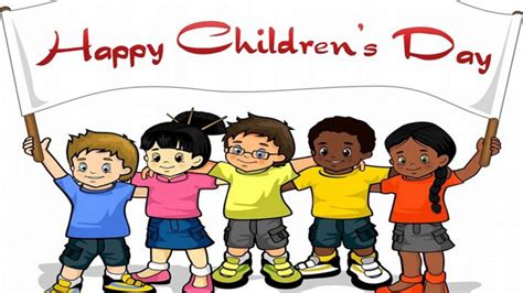children s happy children s day 2017 speech images wishes quotes