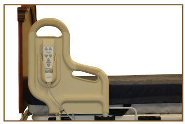 joerns hospital bed rails assist handles vitality medical