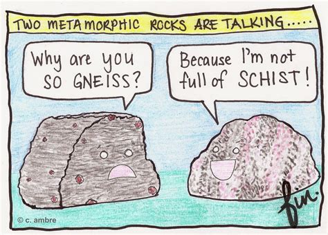 geology puns by elementtin on deviantart