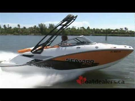 sea doo speed boat 2012 2011 sea doo 210 sp sport boat jet boat review