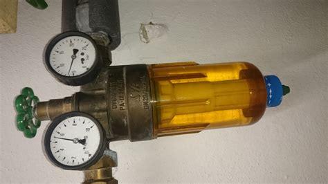 Druckminderer Mit Wasserfilter by Gibt Ein Wasserfilter Mit Druckminderer Ger 228 Usche Sich