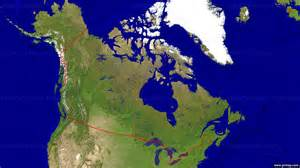 satellite map of canada primap national maps