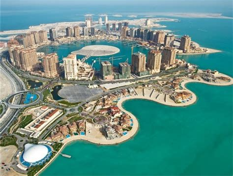 Mediterranean Style Houses by All About Qatar Tourism The Pearl Doha Qatar